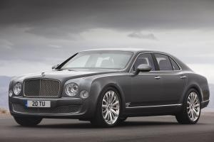 2012 Bentley Mulsanne Mulliner Driving Spec