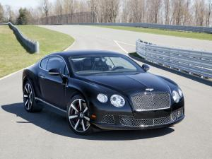 Bentley Continental GT Speed Le Mans Edition 2013 года