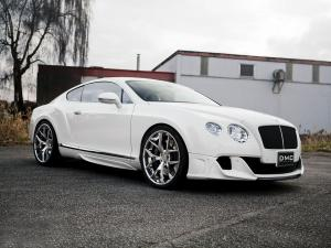 Bentley Continental GTC Duro by DMC 2013 года