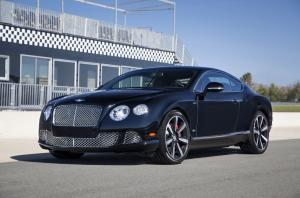 2013 Bentley Continental Le Mans Special Edition