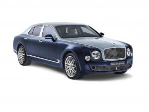 2014 Bentley Birkin Mulsanne