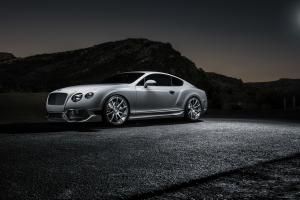 Bentley Continental GT BR10-RS by Vorsteiner 2014 года