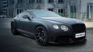 2014 Bentley Continental GT DURO China Edition by DMC