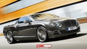 2014 Bentley Continental GT Speed Pickup by X-Tom Design
