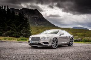 Bentley Continental GT 2015 года (UK)