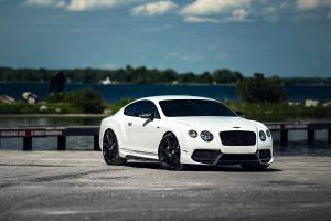 2015 Bentley Continental GT BR10RS by Vorsteiner on HRE Wheels