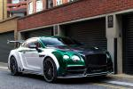 Bentley Continental GT Race by Mansory 2015 года