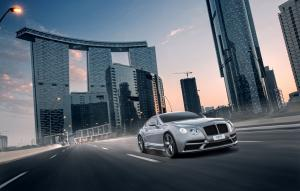 2015 Bentley Continental GT by Ares Design