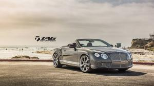 Bentley Continental GTC by TAG Motorsports 2015 года