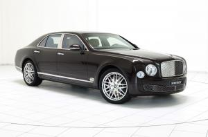Bentley Mulsanne by Startech 2015 года