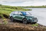 Bentley Bentayga Fly Fishing by Mulliner 2016 года