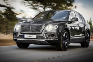 2016 Bentley Bentayga on DMC Forget Wheels