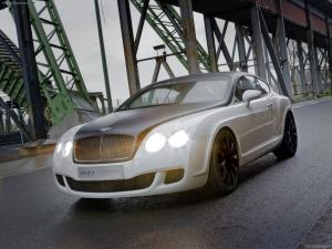Bentley Continental GT Speed by Edo Competition 2016 года