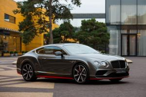 Bentley Continental GT V8 S Kobra Edition II 2016 года