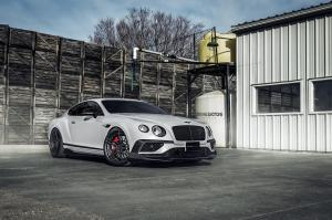 Bentley Continental GT by Driving Emotions Motorcar and Startech 2016 года