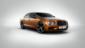 Bentley Flying Spur W12 S 2016 года
