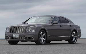Bentley Mulsanne Speed 2016 года (JP)