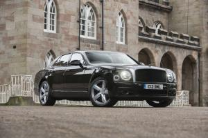 Bentley Mulsanne Speed 2016 года