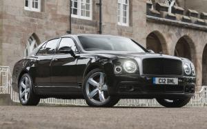 2016 Bentley Mulsanne Speed (UK)