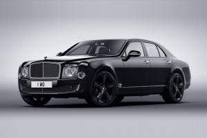 Bentley Mulsanne Speed Beluga Edition 2016 года