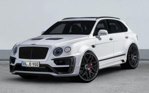 Bentley Bentayga CLR B900 by Lumma Design