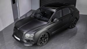 Bentley Bentayga Le Mans Edition by Project Kahn