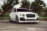 Bentley Bentayga by Driving Emotion on Vossen Wheels (VPS-315T) 2017 года