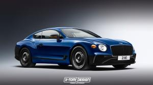 2017 Bentley Continental GT Base Spec by X-Tomi Design