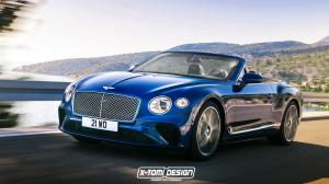 2017 Bentley Continental GT Convertible by X-Tomi Design