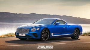 2017 Bentley Continental GT Pickup by X-Tomi Design