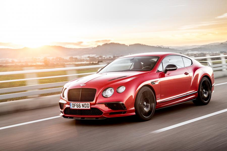 Bentley Continental Supersports (WW) '2017