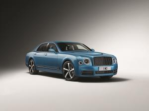 2017 Bentley Mulsanne Speed Design Series