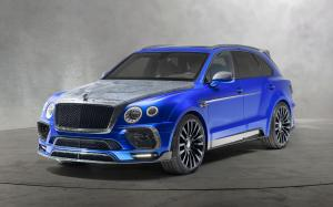 Bentley Bentayga Bleurion Edition by Mansory
