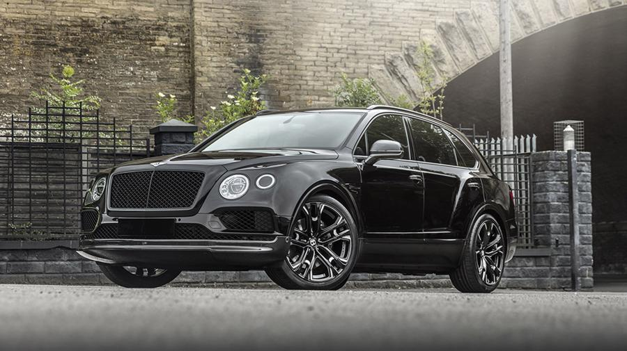 Bentley Bentayga Diablo by Project Kahn