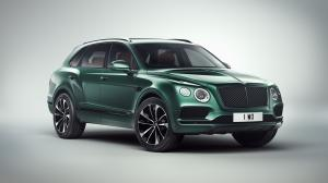 2018 Bentley Bentayga Inspired by The Festival™ by Mulliner