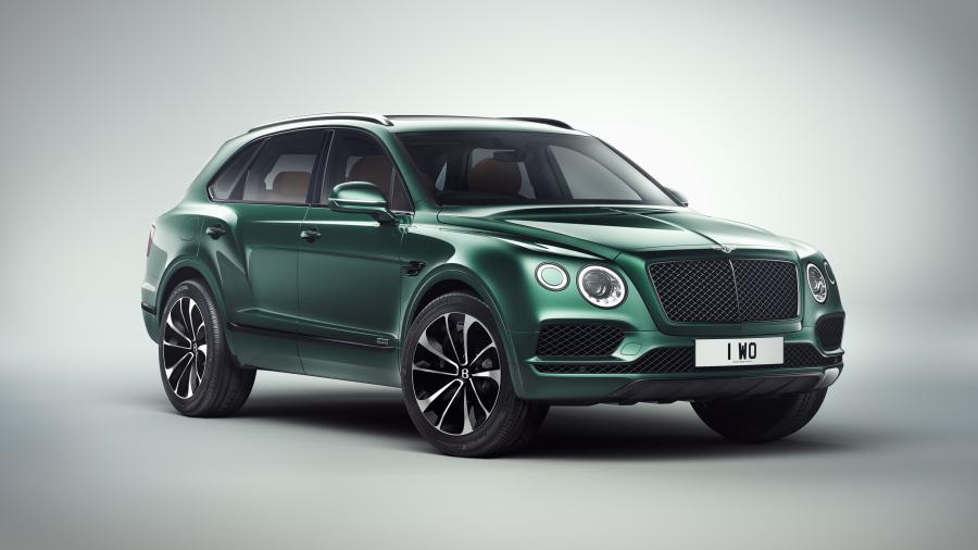 Bentley Bentayga Inspired by The Festival™ by Mulliner