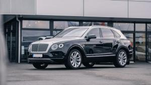 2018 Bentley Bentayga OpticShield by WrapStyle