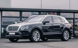 Bentley Bentayga OpticShield by WrapStyle