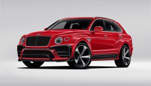 Bentley Bentayga by Larte Design