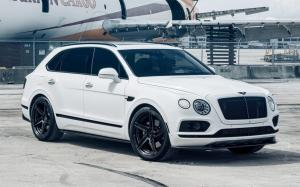 Bentley Bentayga by MC Customs on ADV.1 Wheels (ADV05RM M.V2 CS)