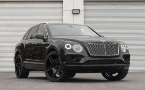 Bentley Bentayga on Forgiato Wheels (Classico-ECL)