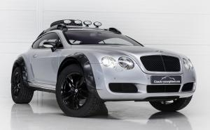 2018 Bentley Continental GT Off Road