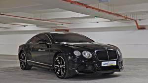 Bentley Continental GT V8  BR10-RS Carbon Fiber Aero by Vorsteiner and Autofuture Design 2018 года