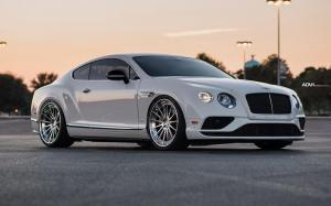 Bentley Continental GT V8 S by EVS Motors on ADV.1 Wheels (ADV05R M.V2 CS)