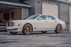 2018 Bentley Mulsanne on Forgiato Wheels (Capolavaro-ECL)