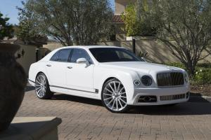Bentley Mulsanne on Forgiato Wheels (F2.15-M)