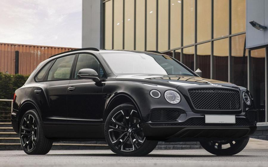 2019 Bentley Bentayga Centenary Edition by Project Kahn