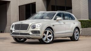 2019 Bentley Bentayga Stetson Edition