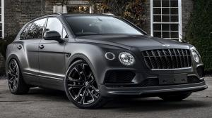 Bentley Bentayga V8 by Project Kahn 2019 года