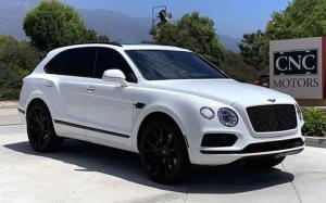 Bentley Bentayga by CNC Motors on Forgiato Wheels (F2.19-ECL) 2019 года